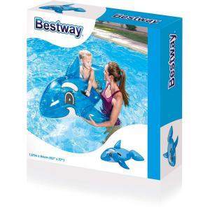 Flotador Ballena Inflable Pileta 157x94 Cm Bestway 41037