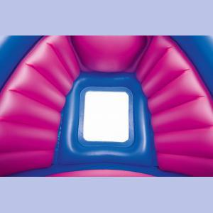 Pileta Inflable Hipopotamo Techo 112x99x97 Cm Bestway 52218