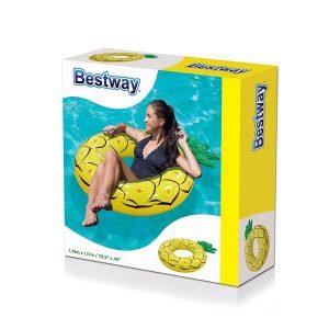 Colchoneta Sandia Anana Inflable  Pileta Bestway 36121