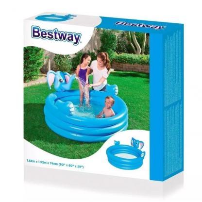 Pileta Inflable Elefante Bebe Infantil Niños Juegos Bestway